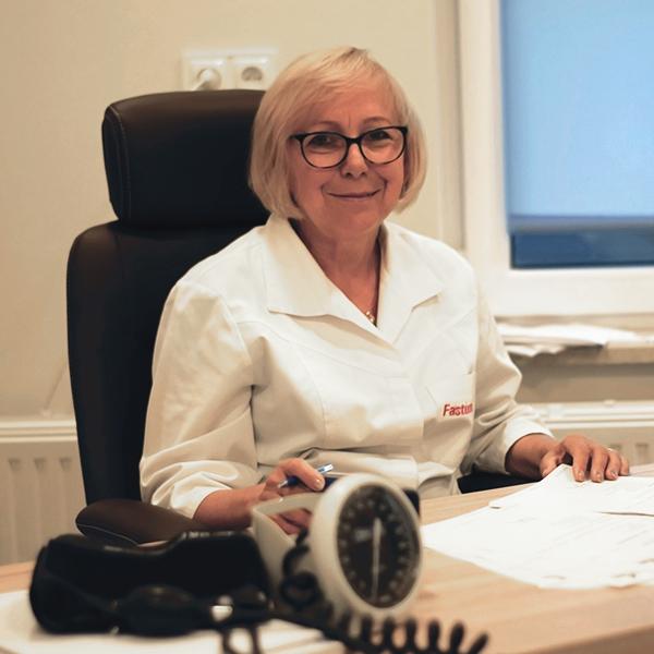 Dr Grażyna Dobrowolska-Dziewulska